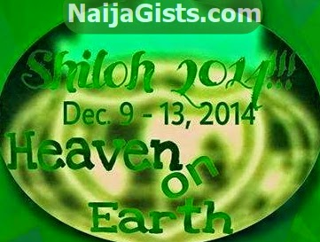 shiloh 2014 heaven on earth