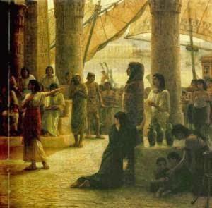 Cerimonia funebre - Antico Egitto
