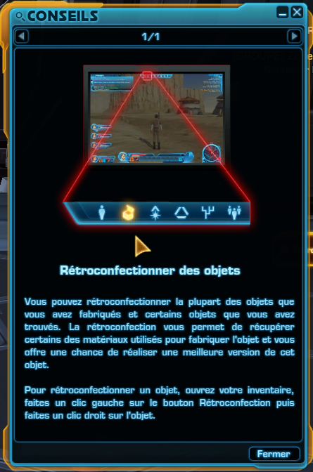 [Craft] Le Synthetisage Retroconfection_conseil