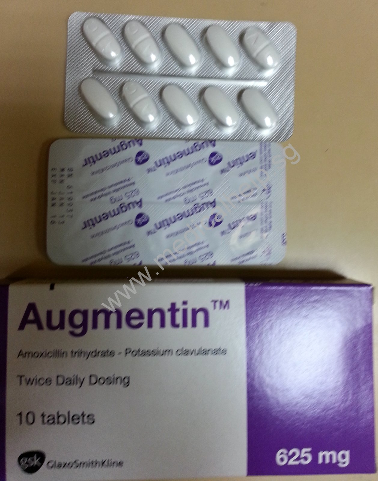 augmentin amoxicillin clavulanate buy