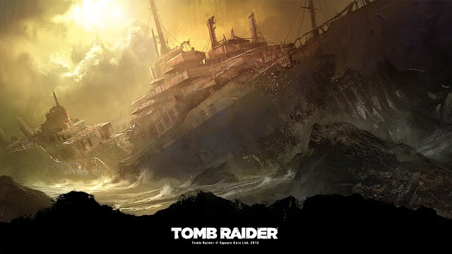 Tomb Raider A Survivor Is Born HD Wallpaper