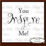 I Inspire You  And.....