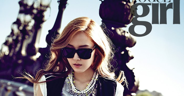 [Official Pictures] 130516 Jessica - Vogue Girl Magazine June Issue