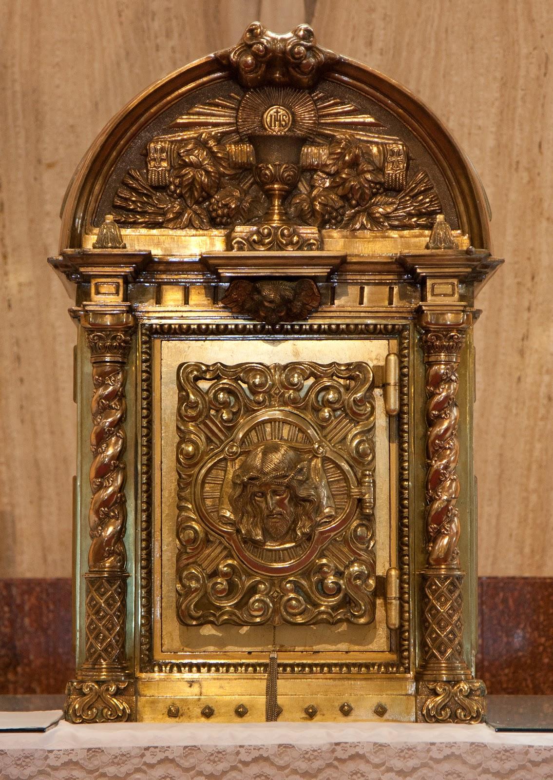 St. Landry Catholic Church: The Tabernacle at St. Landry ...