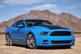 2014 Shelby Mustang