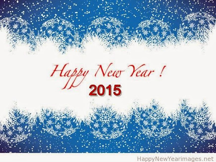 Happy 2015 to ALL of you.