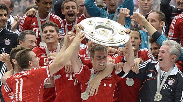 Bundesliga - Bayern Munich v FC Augsburg 11/05/2013