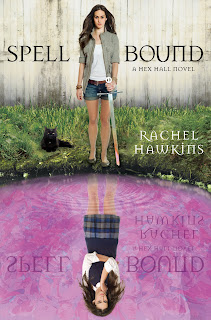 Cover Reveal: Spell Bound by Rachel Hawkins