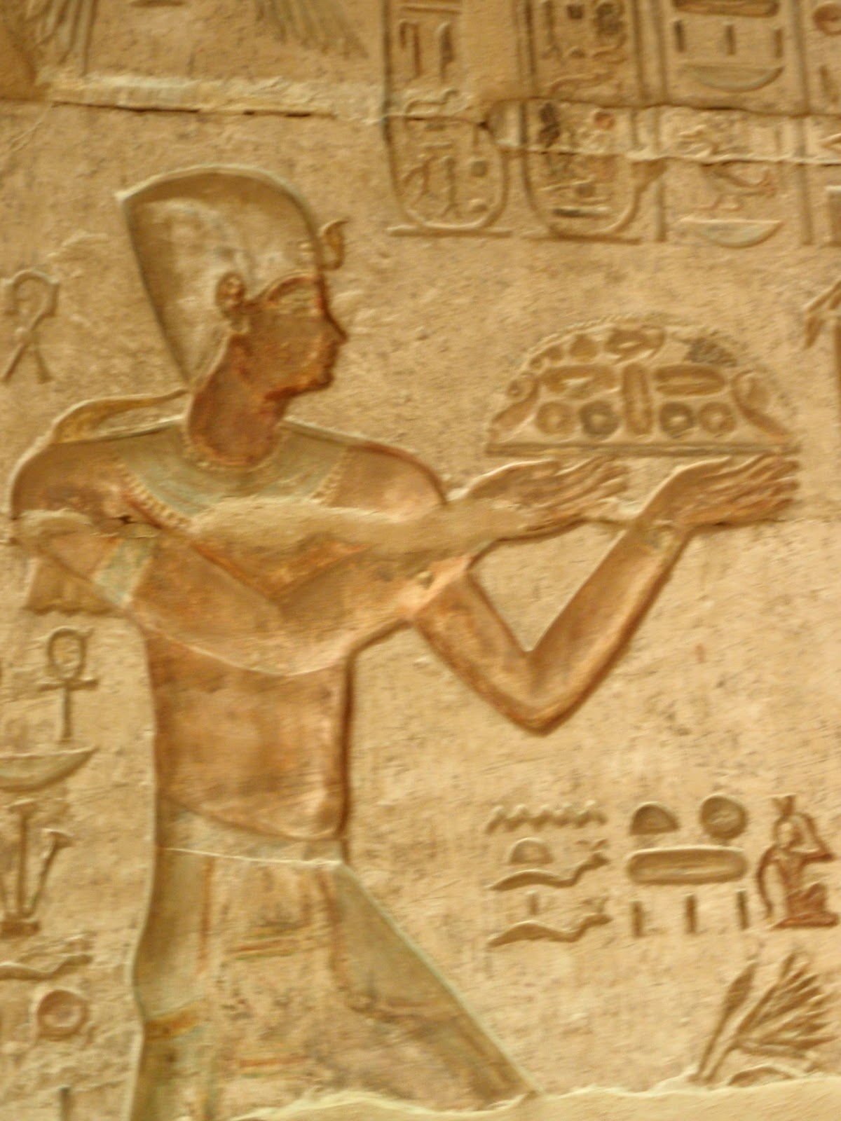 Food writes for Ancient egyptian cuisine
