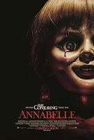 Annabelle 2014 movie poster official artwork international