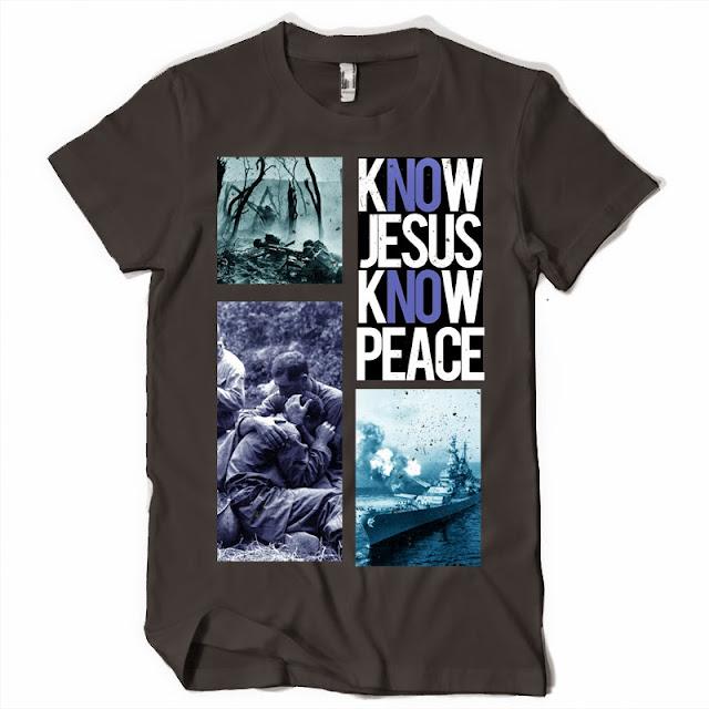 Christian Tshirt Jesus