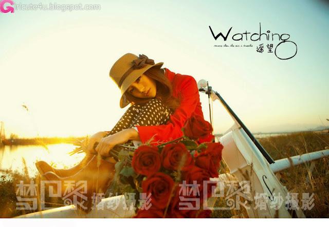 1 Liu Lu - Sprinkle love love-very cute asian girl-girlcute4u.blogspot.com