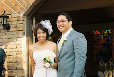 Jen Bendo and Jay Yap Wedding