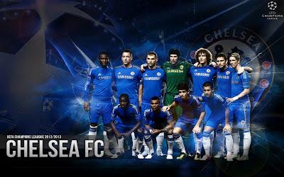 Gambar-Gambar Chelsea 2013 Terbaik