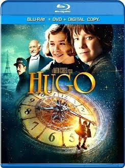 Filme Poster A Invenção de Hugo Cabret DVDRip XviD & RMVB Legendado