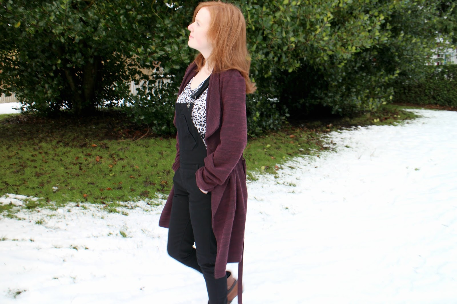 Redhead Scottish Fashion Blogger