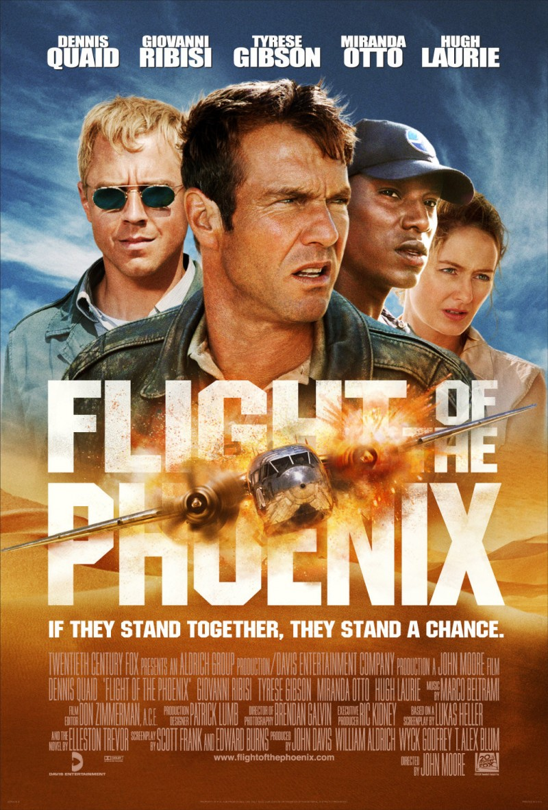 Flight Of The Phoenix [Latino]