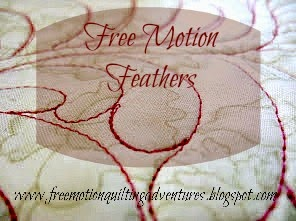 free motion feathers