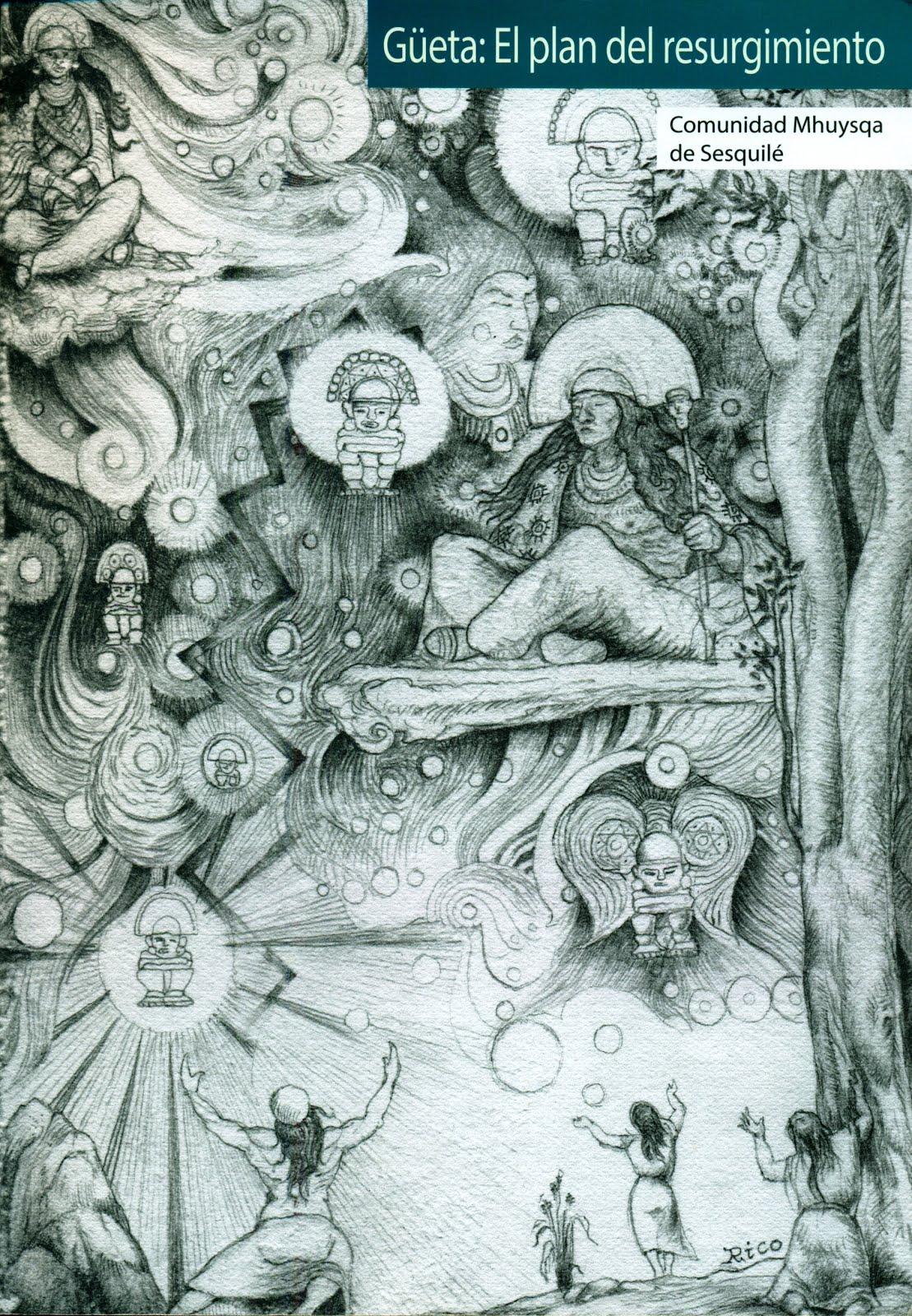 """Libro """"Güeta. El plan del resurgimiento"""""""