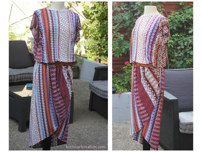 Ma robe style TULIPE