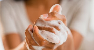 bagaimana memilih sabun untuk cuci tangan