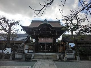 六孫王神社(京都市)