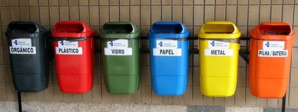 Resultado de imagen para clasificando la basura