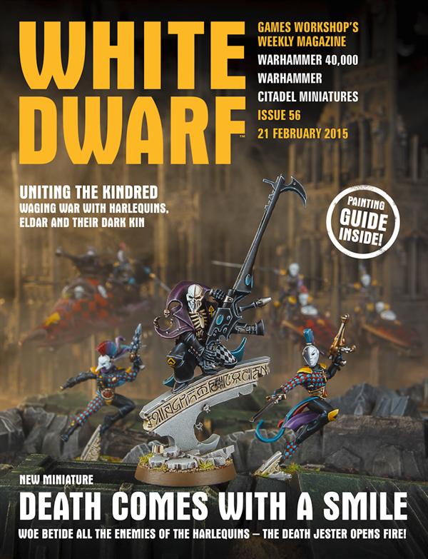 White Dwarf Weekly número 56 de febrero