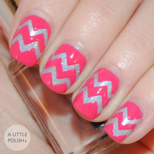 little polish kb shimmer - nail