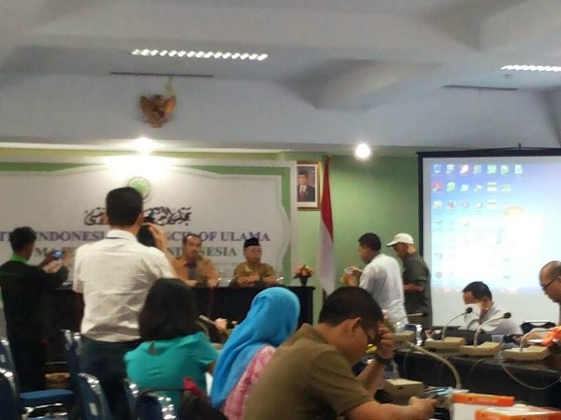 MUI bantah tuduhan Tempo (foto Kemenag.go.id)