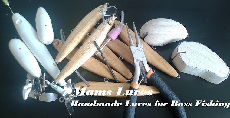 Cutaino Bass: Bricopesca y construcción de señuelos para la pesca del Black Bass