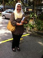 Hi! my name is Rabiatul Adawiyah