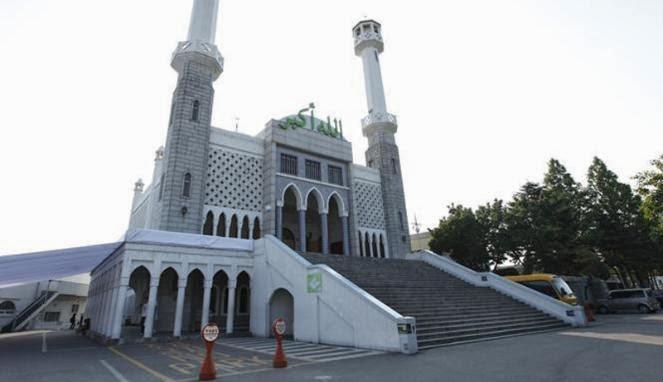 Masjid Persatukan Ragam Komunitas Muslim Korea Selatan