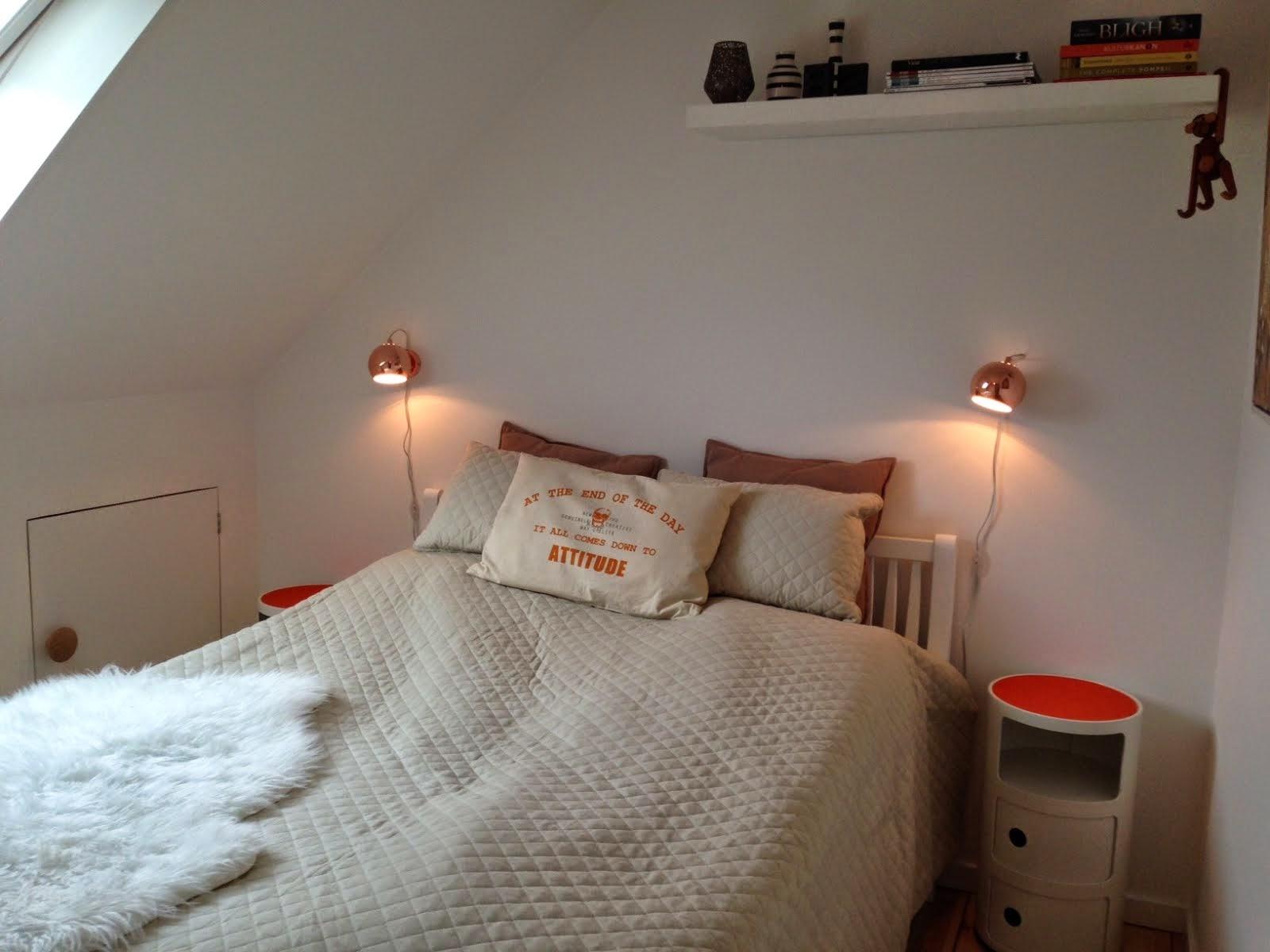 Johansens journaler: soveværelset er færdigt
