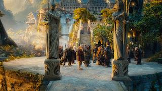 The Hobbit An Unexpected Journey Sculptures HD Wallpaper