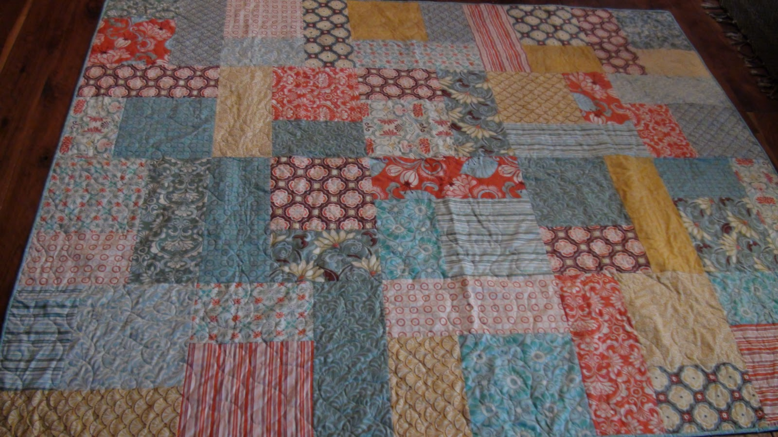 Latimer Lane: Fandango Turning Twenty - Christmas Quilt Project