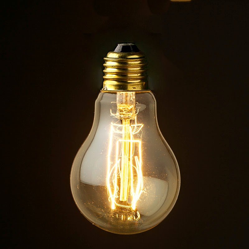 David Dangerous: LED filament style bulbs