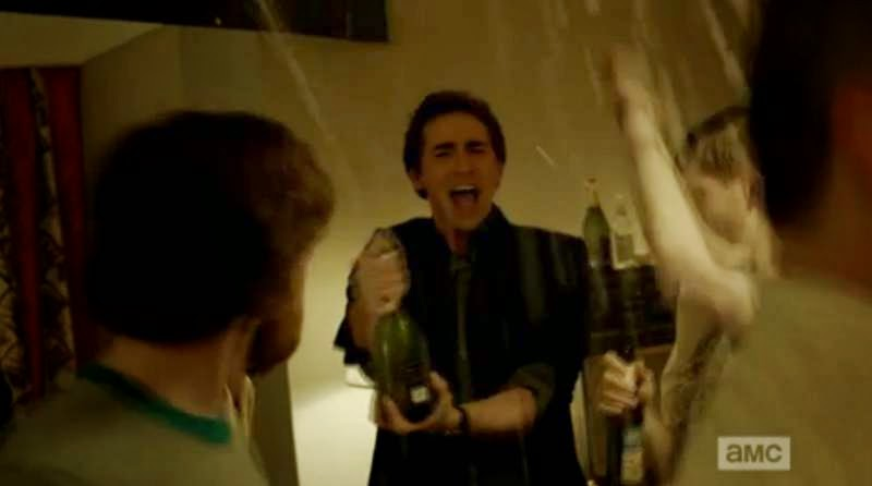 Halt and Catch Fire - Up Helly Aa - Review