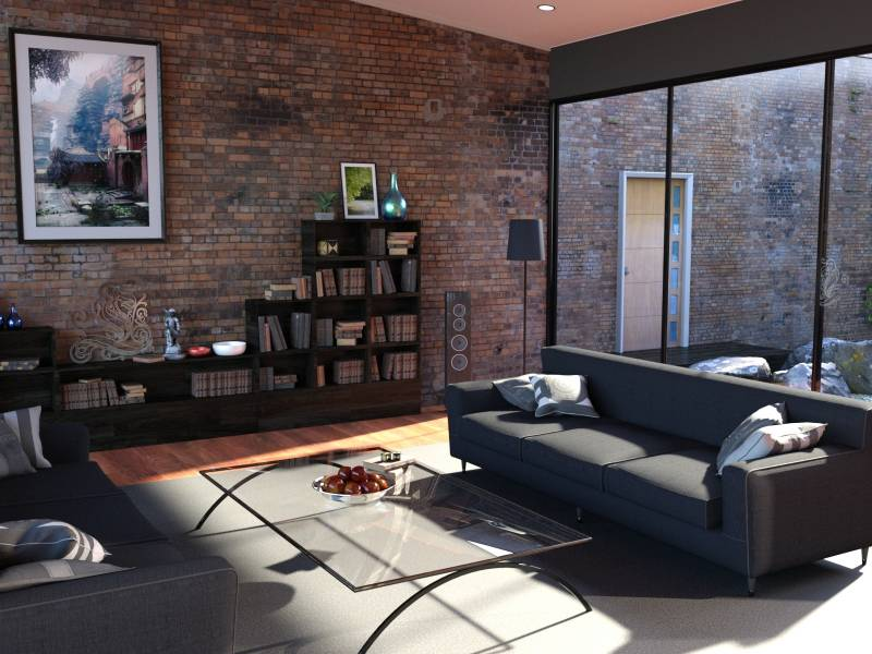Daz studio pro 4 8 ultimate bundle full serial for Living room 2 for daz studio