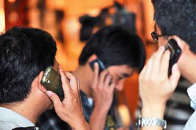 手機致癌 - 手機電磁波恐致癌