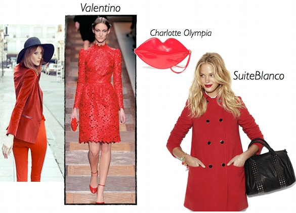 Tendencias rojo