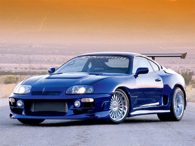 Accent Car Modified >> International Fast Cars: Toyota Supra Modified