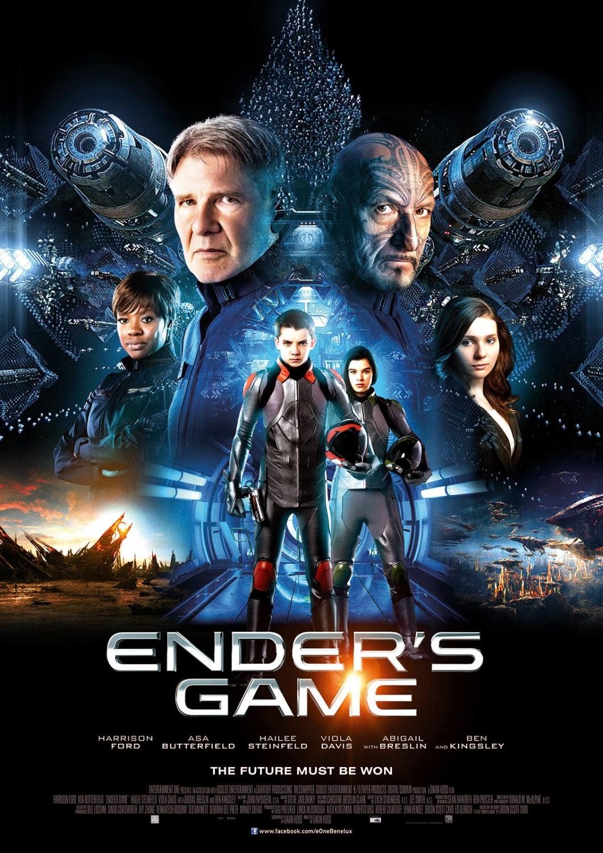 Assistir Ender's Game – O Jogo do Exterminador Dublado