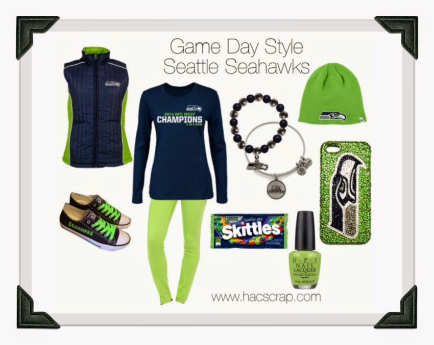 Seattle Seahawks Outfit Ideas for the Big Game