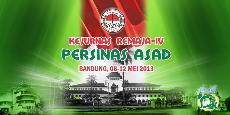 Kejurnas-IV Persinas Asad (Remaja) 2013