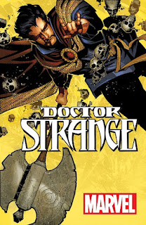 Cover of Doctor Strange #1 from Marvel Comics