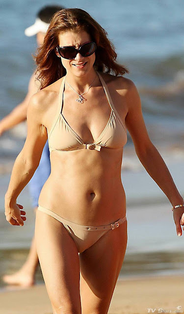 Kate Walsh in Bikini
