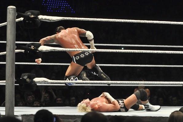Post wybitnie niekosmetyczny: Wciąż gorąca ekscytacja! WWE Revenge Tour :)