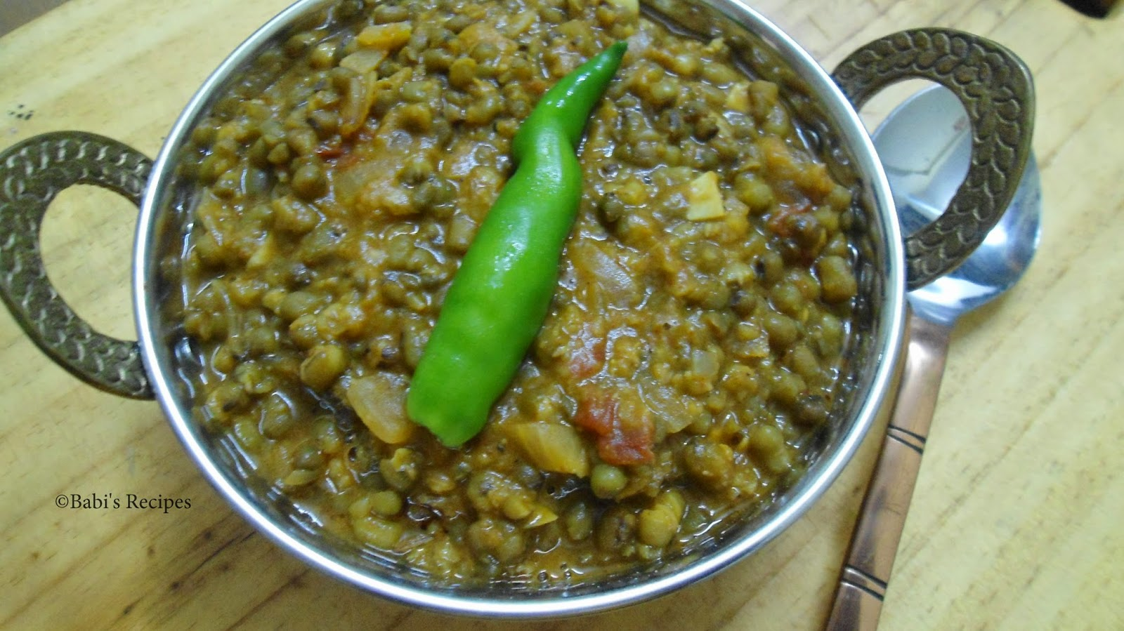 moong dal whole masala