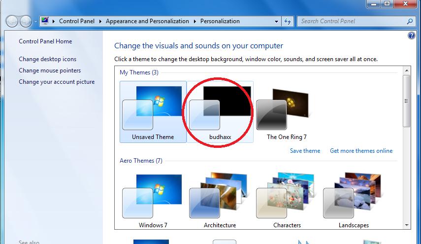 Как сделать свою тему для windows 10